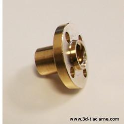Trapézová skrutka T8 na závitovú tyč - stúpanie 2mm