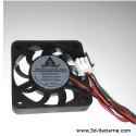Chladiaci ventilátor (priamy) 40x40x07mm