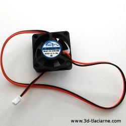 Chladiaci ventilátor 24V axiálny 30x30x10mm