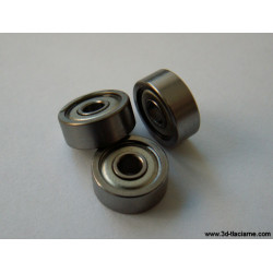 Ložisko okrúhle 3x10x4mm (623ZZ)