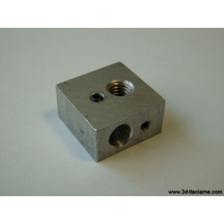 Hotend kocka - Variant 20x20x10mm