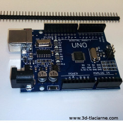 Arduino UNO (R3) Compatible Clone