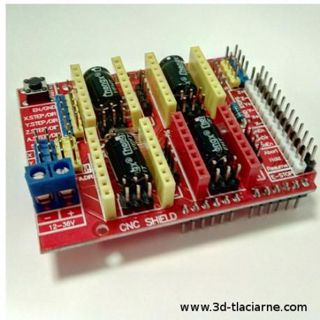Vývojová doska pre Arduino CNC - V3