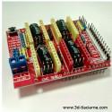 CNC shield pre Arduino UNO