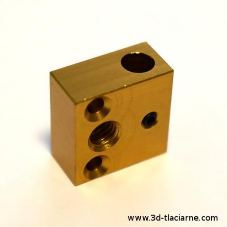 Hotend kocka CR MK10, 20x20x10mm