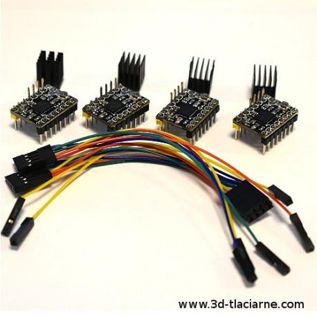 Pololu TMC2130 s SPI pinmi / set