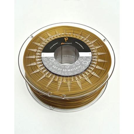 PLA Zlatý - Philament 1.75mm 1kg