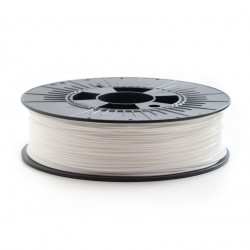 PLA Biely- Philament 1.75mm 1kg