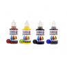 Pigmenty do resinu - set, 4x30ml