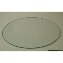 Borité sklo (kruhové) 220mm