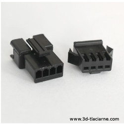 Konektor SM2/3/4/5/6 PIN 2,54MM