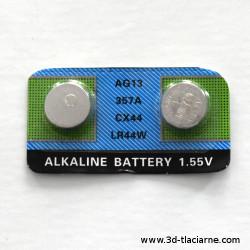 Alkalické batérie LR44 1,55V
