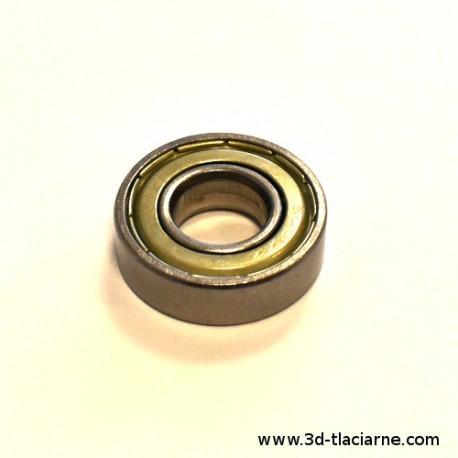 Ložisko okrúhle 12x28x8mm (6001ZZ)