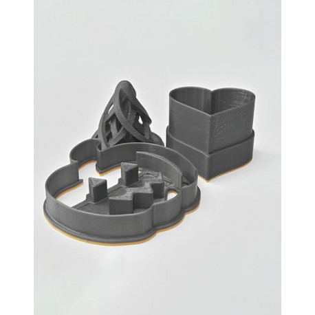 PLA Strieborný - Philament 1.75mm 1kg
