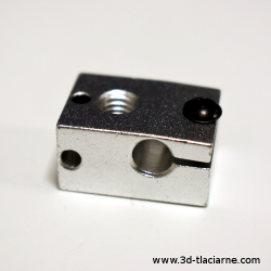 Hotend kocka V6 23x16x12mm