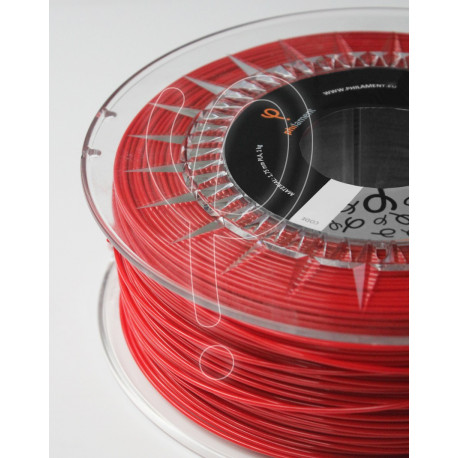 PETG Červený - Filaticum 1.75mm 1kg