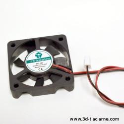 Chladiaci ventilátor 12V axiálny 50x50x12mm