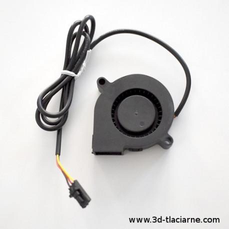 Chladiaci ventilátor radiálny (5V) 50x50x15mm