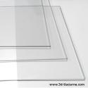 Sklenená platňa 220x220 mm