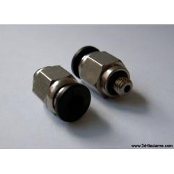 M5 ventil pre teflónovú hadičku 4 mm