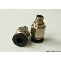 M6 ventil pre teflónovú hadičku 4 mm