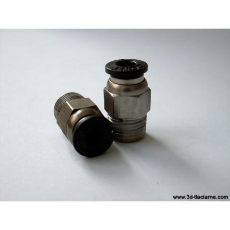 Ventil so samouchytávacím uzáverom 4mm typ C - S9
