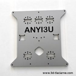 Platňa pod hotbed pre Anycubic i3 Mega