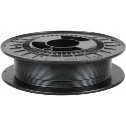 PETG metalická bridlicová strieborná - Plasty Mladeč 1.75mm 0,5kg