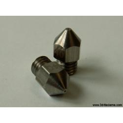 Tryska nerezová (13mm): pre 1,75 filament