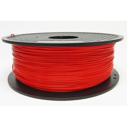 PLA Extrafill 1,75mm Red 1kg