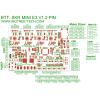 BIGTREETECH SKR MINI E3 V1.2 32 Bit integrované TMC2209 UART