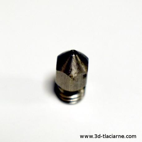 Tryska nerezová MK8 (0,2mm) pre 1,75
