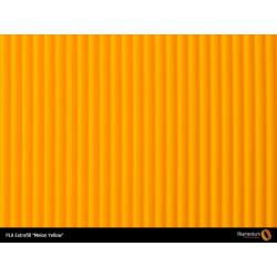 PLA Extrafill vzorka - Melon Yellow Fillamentum