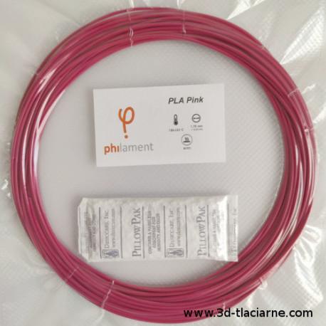 PLA Filaticum vzorka - ružová