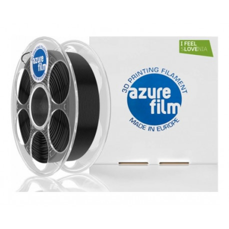 ASA AzureFilm - čierna 1.75 mm 1 kg