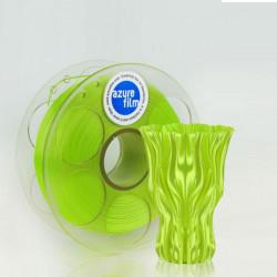 SILK AzureFilm - Lime 1.75 mm 1 kg
