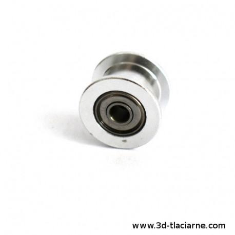 Napínacia kladka GT2 6mm T16 B3 bez ozubenia