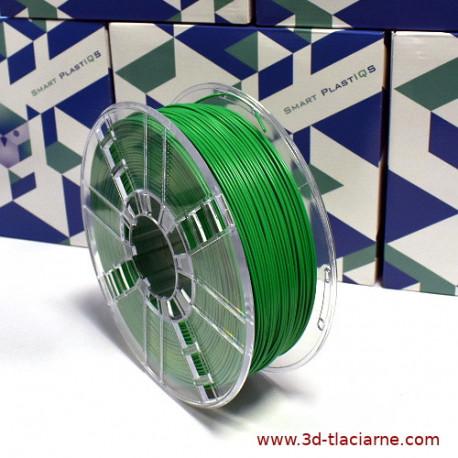 PLA SmartPlastiQs Zelená 1.75mm 1kg