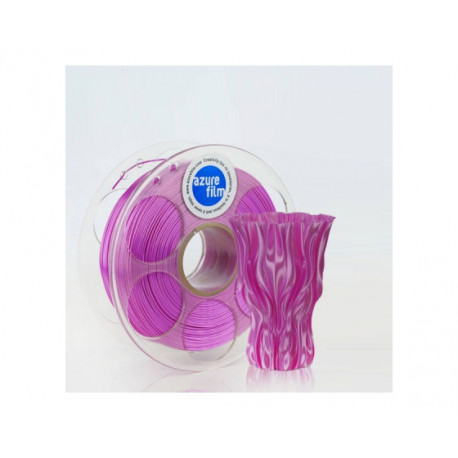 SILK AzureFilm - Pink 1.75 mm 1 kg