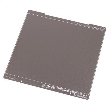 Obojstranný ocelový tlačový plát so zrnitým práškovým PEI povrchom
