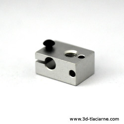 Hotend kocka V6b 23x16x12mm