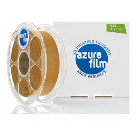 PLA AzureFilm - Brown 1.75 mm 1 kg