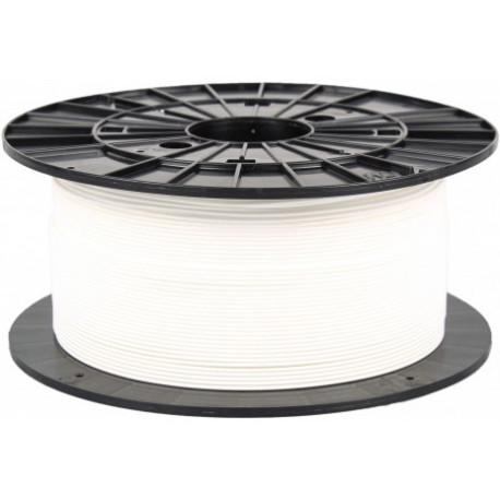 PLA Perlový biely s flitrami| Plasty Mladeč 1.75mm 1kg