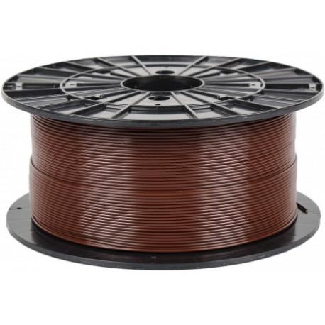 PLA hnedý| Plasty Mladeč 1.75mm 1kg
