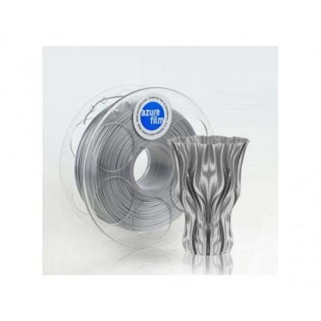 SILK AzureFilm -Silver 1.75 mm 1 kg