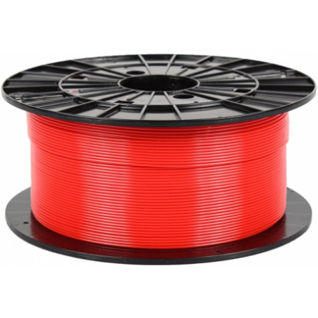 PETG Červený - Plasty Mladec 1.75mm 1kg