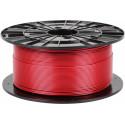 PLA perlový červený - Plasty Mladeč 1.75mm 1kg