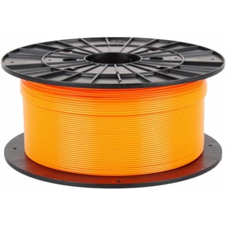 PLA Oranžový  Plasty Mladeč 1.75mm 1kg
