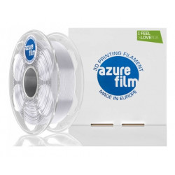 PETG AzureFilm - Transparent 1.75 mm 1 kg