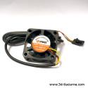 Chladiaci ventilátor 5V axiálny 40x40x11mm